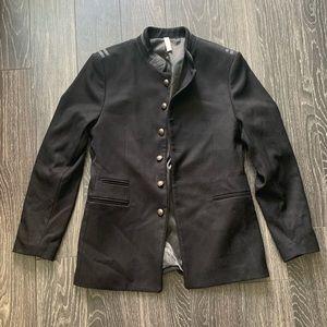Zara Man Black Blazer - Size 40